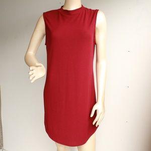 Stretchy Bodycon Sleeveless Dress